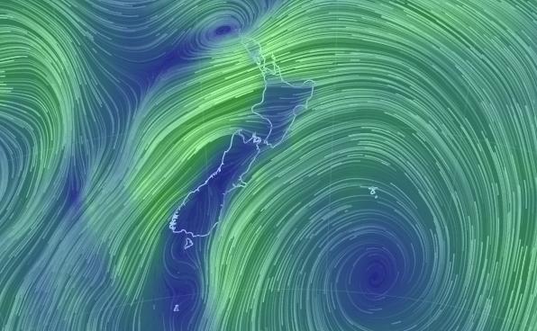 wind map 10 07 2014